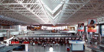 Rome Fiumicino Airport Italy Fco Airmundo