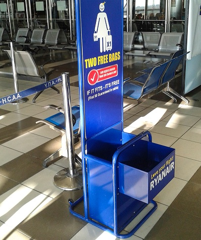 Hand baggage allowances | AirMundo
